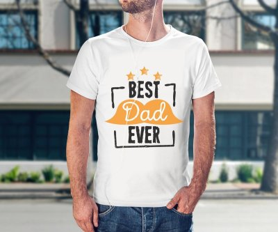 Camiseta Best Dad Ever
