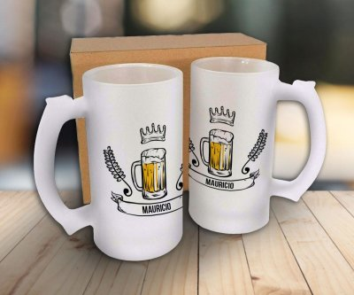 Caneca de chopp - King Beer Old